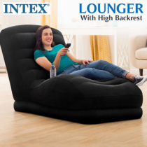 Intex Inflatable Recreational Chair Mega Lounge Sofa Family Lounge Chair