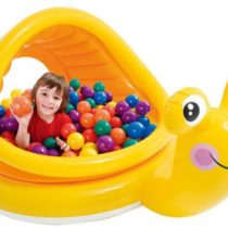 Lazy Snail Shade Baby Swimming Pool