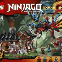 LEGO Dragon's Forge Building Toy
