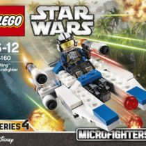 """LEGO """"U-Wing Microfighter"""" Building Toy"""