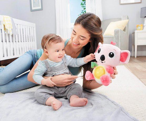 Little Tikes Baby Soothe Me Koala Pink