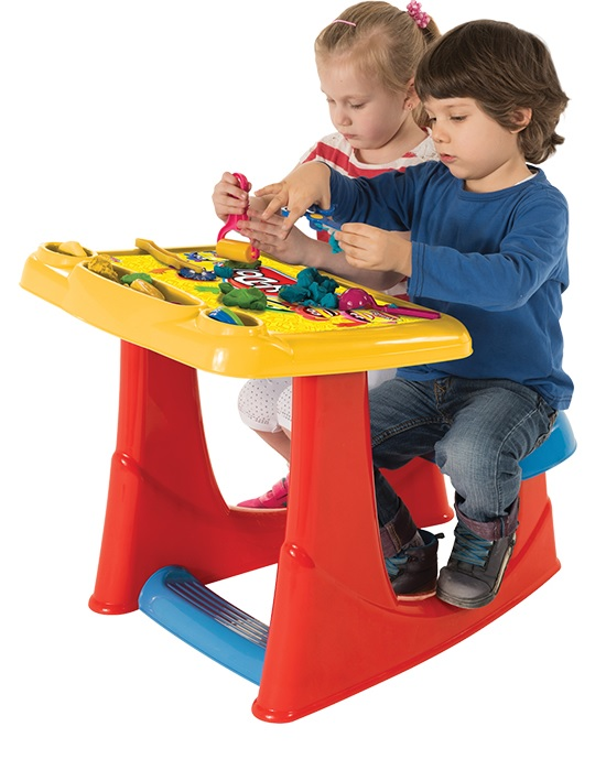 PLAY-DOH STUDY DESK Set Excellent for Kids