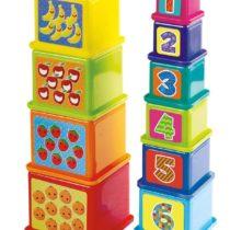 Play Go Stick Stack Blocks