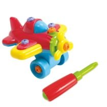 PlayGo Junior Mechanic Airplane