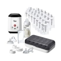 Complete Tommee Tippee Breast Milk Starter Set
