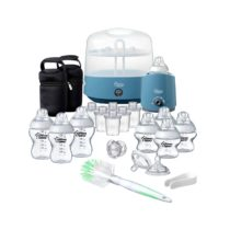 Closer To Nature Complete Tommee Tippee Feeding Kit – Blue