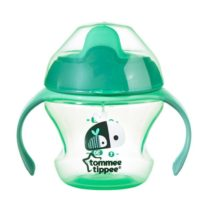 150ml First Training Tommee Tippee Cup Green