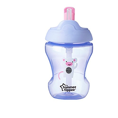 230 ml Tommee Tippee 2 Stage Easy Drink Cup Purple
