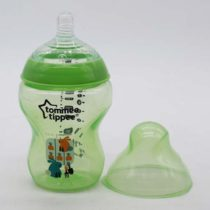 Tommee Tippee Green Close To Nature Tinted Bottle 260Ml/9Oz