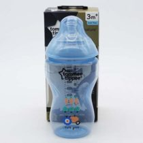 Closer To Nature 12oz PP Tinted Tommee Tippee Bottle Single Blue