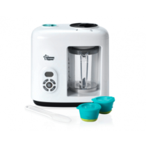Tommee Tippee Closer To Nature Baby Food Steamer Blender