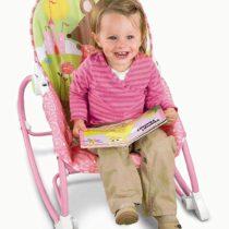 Fisher Price Infant to Toddler Rocker Princess