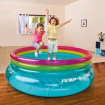 Intex Jump-O-Lene Ring Bouncer – Color May Vary