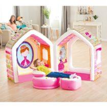 INTEX Inflatable Kiddie Princess House Tent