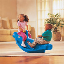 Little Tikes Whale Teeter Totter – Color May Vary