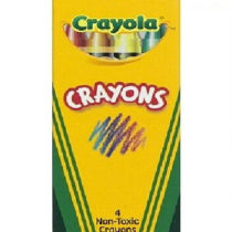 Crayola Crayons 4 General Color