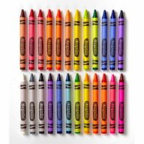Crayola Classic Color Crayons 24 Colors Pack