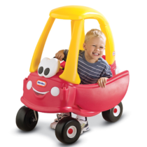 Yellow and Red Cozy Coupe 30th Anniversary Edition