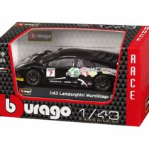 Bburago 1:40 Diecast Model Cars Color & Style May Vary