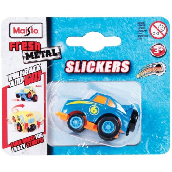 Maisto Fresh Metal Slicker Cars Color and Style May Vary