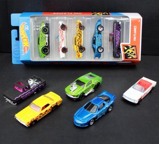 HotWheels Car 3 inch Model 5pcs Pack
