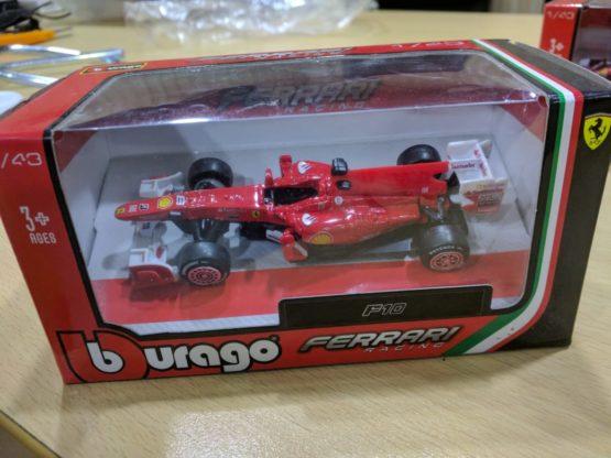 Bburago 2018 Ferrari Racing Formula 1 Car - 1