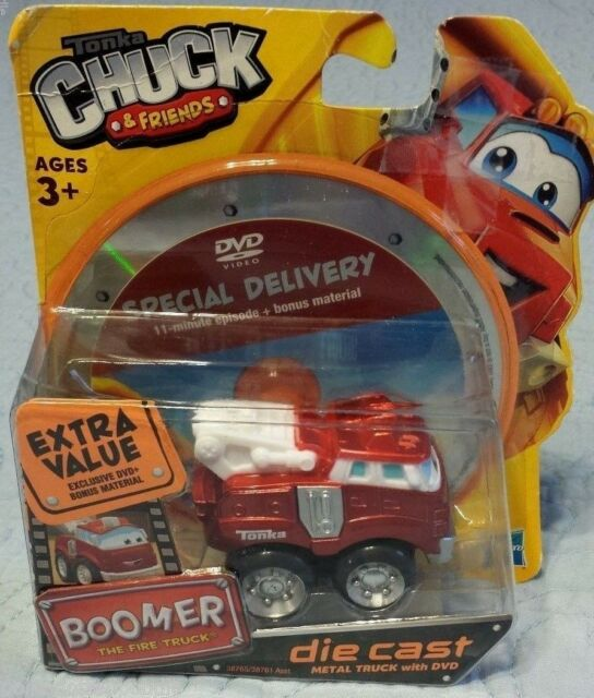 Hasbro Chuck & Friends DieCast Metal Color and Style May Vary