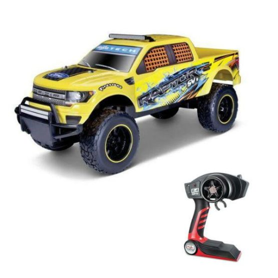 Maisto 2014 Ford F-150 Raptor Remote Control Color May Vary