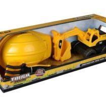 Caterpillar Tough Tracks Construction Crew Excavator Sand Set