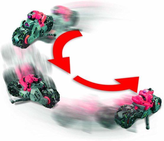 Maisto Tech R/C Cyklone Drift Remote Control Color May Vary