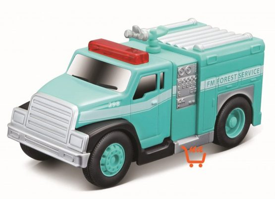 Maisto Rescue Fire Truck Color and Style May Vary