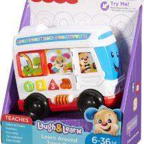 Fisher Price Laugh & Learn Around Town Bus
