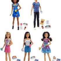 Barbie Skipper Babysitters – Color & Style May Vary