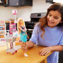 Barbie Supermarket Set with Accessories