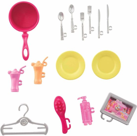 Barbie Doll House Furniture and Accessories