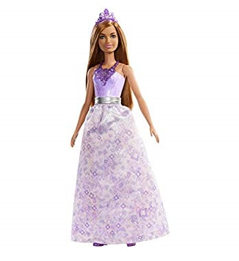 Barbie Dreamtopia Princess Doll Style May Vary
