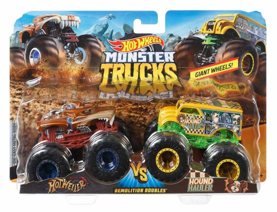 HotWheels Monster Trucks Color and Style May Vary