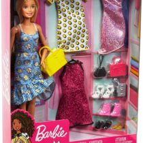 Barbie Doll & Fashions with Accessories