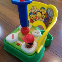 Fisher Price Baseball Game Works