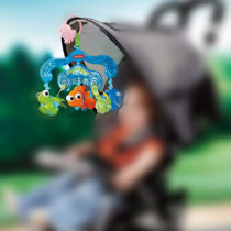 Fisher Price Stroller Mobile Disney's Nemo