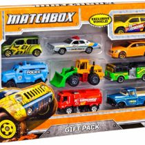 MatchBox 10 Cars Pack – Color & Style May Vary