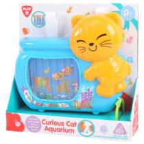 PlayGo Curious Cat Aquarium