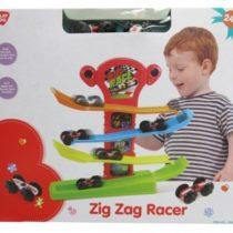 Playgo Zig Zag Racer Playset