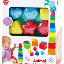 Playgo Animal Stacking Blocks