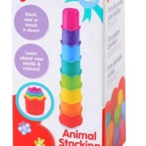 Playgo Animals 8 Piece Stacking Tower