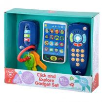 PlayGo Click and Explore Gadget Set