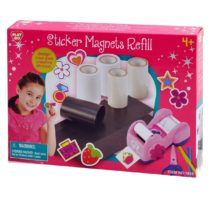 Playgo Magnetic Sticker Refill