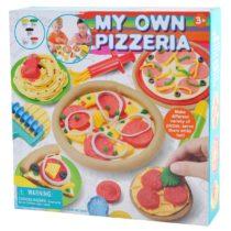 PlayGo My Own Pizzeria Clay Dough