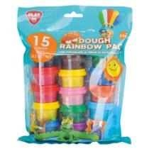 PlayGo Dough Rainbow Pack 15 pcs