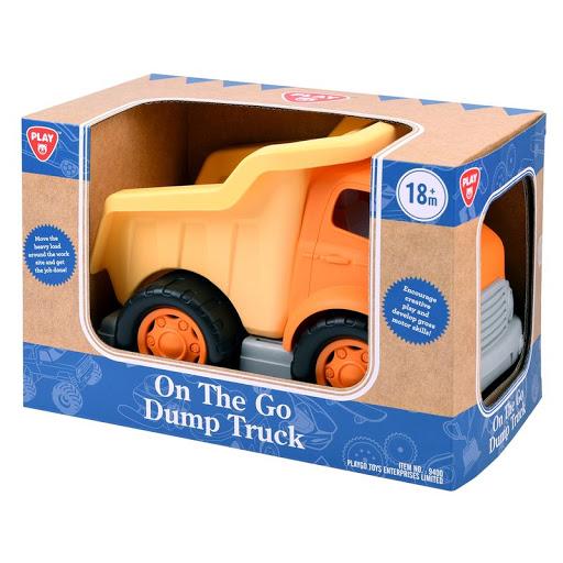 PlayGo On the Go Dump Mini Truck - 2